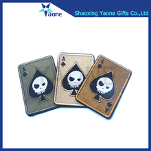 Custom shaped panda animal design cloth safty pin name newest security badge