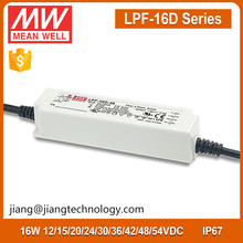 Mean Well LPF-16D-20 Dimming LED Driver 20V 0.8A 16W