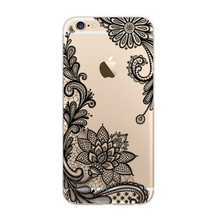 Classic lace pattern smart phone cover for iphone 5 6 7 8 lace phone case embossment lace mobile phone shell for iphone X