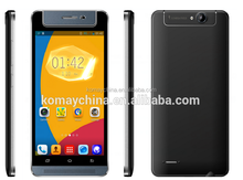 Komay best selling high quality MTK6572 dual core 5.5 inch IPS Display 3G android 4.4 Lollipop smart mobile phone V5