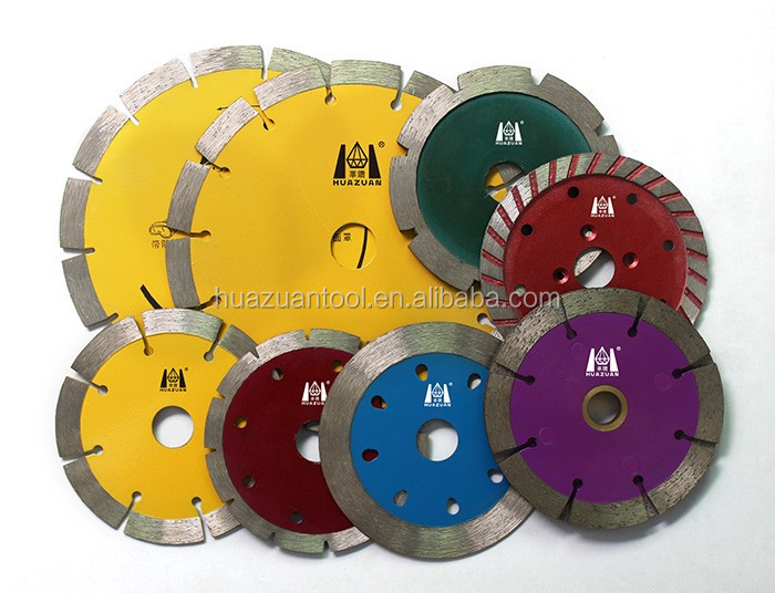 Hot Sale Diamond Saw Blade Stone Cutting Disc for Granite Marble Concrete Brick