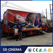 Factory Offer Hydraulic/Electronic Mobile 5D 6D 7D 9D Xd Cinema Theater Avatar