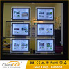Real Estate Agent Window LED Night Light Frame