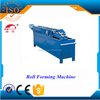 Pass CE and ISO Automatic Roll Forming Machine / electric roll forming machine supllier / Aluminium steel shutter machine
