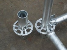 Brand new food grade building ringlock scaffold with CE&ISO