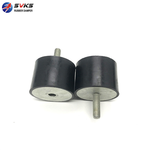 VD type M6 natural customize vibration rubber damper