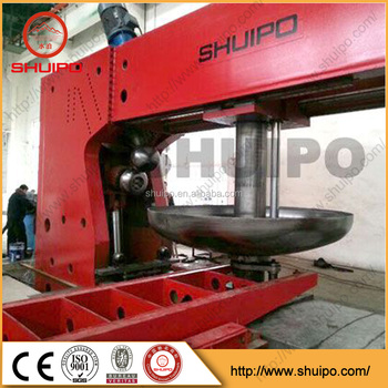 automatic dished end machine /Hydraulic dish end spinning machine