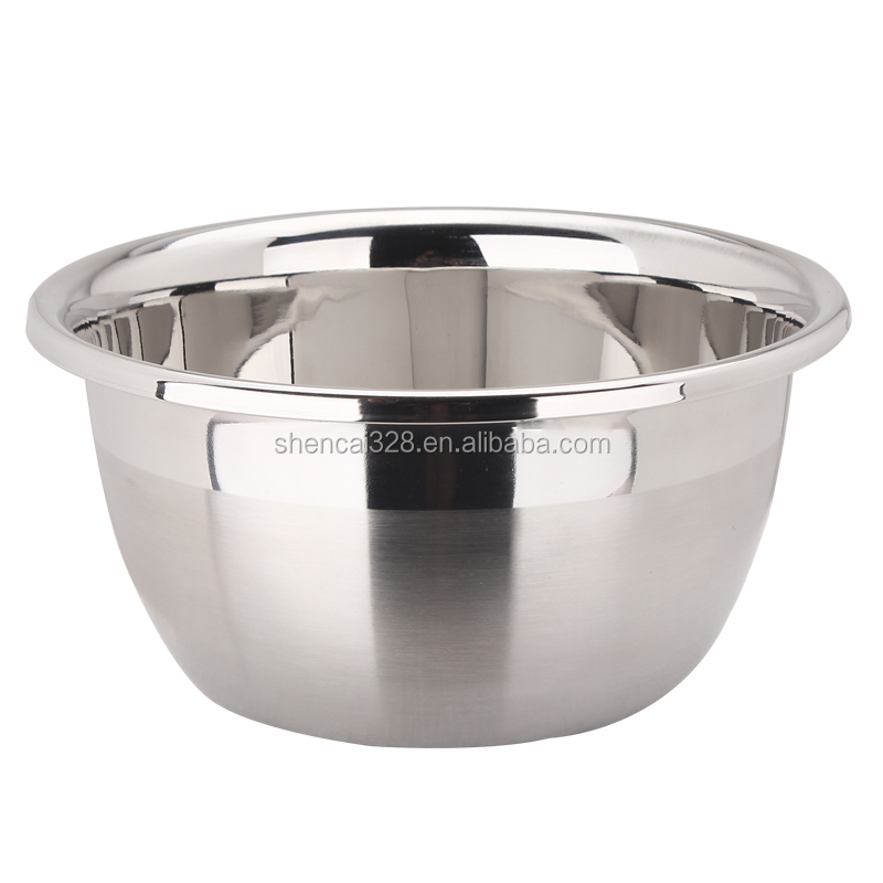 High Quality Stainless Steel Salad bowl/ Soup Bowl /Mixing Bowl