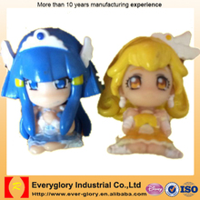 promotional small cheap plastic toys , custom plastic figures