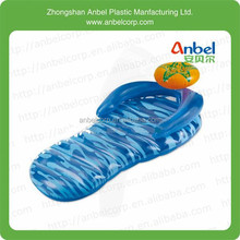 Beach pool float mattress inflatable flip flop inflatable thong