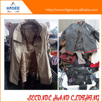 HIG lots of used clothing textile recycling used clothing price list of used clothing