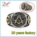2017 Wholesale OEM Zinc Alloy Men's US Navy Ring Plating Champions Ring Jewelry #MSR0004
