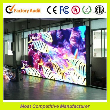 HD pixel4,p5,p6 indoor led video wall/SMD p4 led screen cabinet/light die-cast led display for rental
