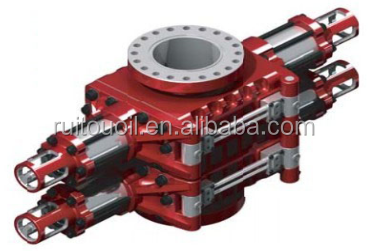 API PSI/psi Shaffer Manual Double Ram blow out preventer, BOP Blow out Preventer for Well Drilling Manufacturer
