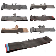 Customize Hand Sewing Diy Leather Steering Wheel Cover Wrap for BMW E36 E39 E46 E53 E60 E63 E64 E87 F10 E90 F87 F82 F12 F13