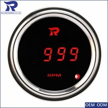 2017 fashion motorcycle digital tachometer by Taiwan Rico