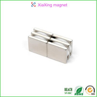 2013 Hot Sale Strong Sintered Neodymium Permanent Magnet Block