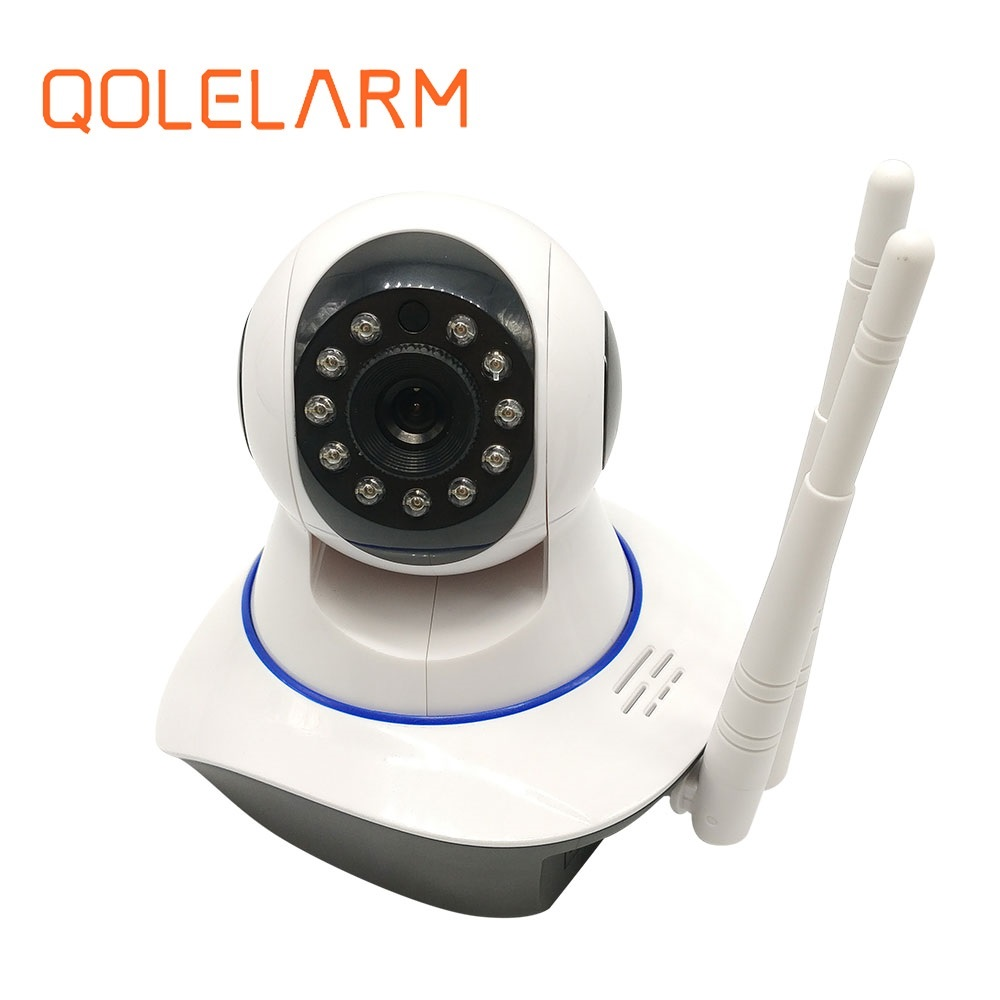 High Quality HD 720P Wireless IP Camera Wifi Night Vision Network Camera CCTV WIFI P2P Onvif