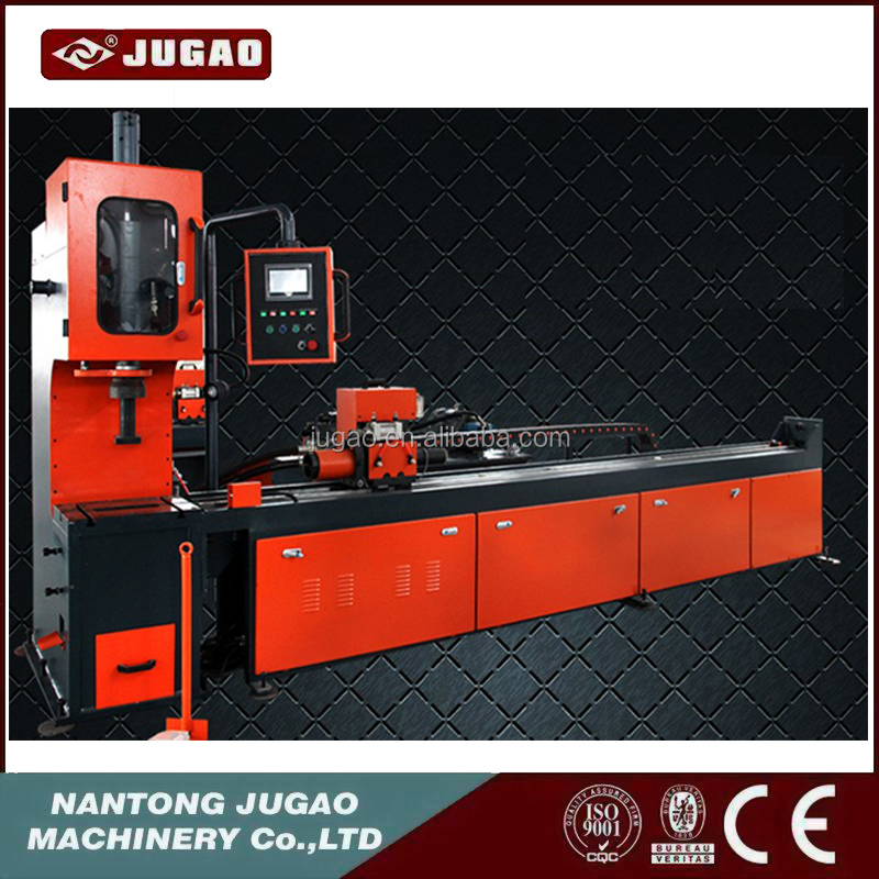 High quality Factory Price hydraulic Horizontal copper busbar machine for bending cutting Punching machine