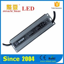 12V 60W 5A CE ROHS IP67 constant voltage switching power supply