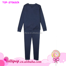 Long Sleeve BABY WEAR/Baby Sleepwear Suit/Pajamas/Boys Long Sleeve Crew Neck and Pant - 2 PC Set