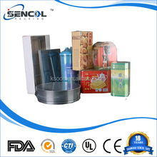 Pof Polyolefin Hot Heat Shrink Wrap Film For Food Packaging Center