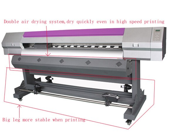 best print effect wide format printer\ inkjet printer made in china
