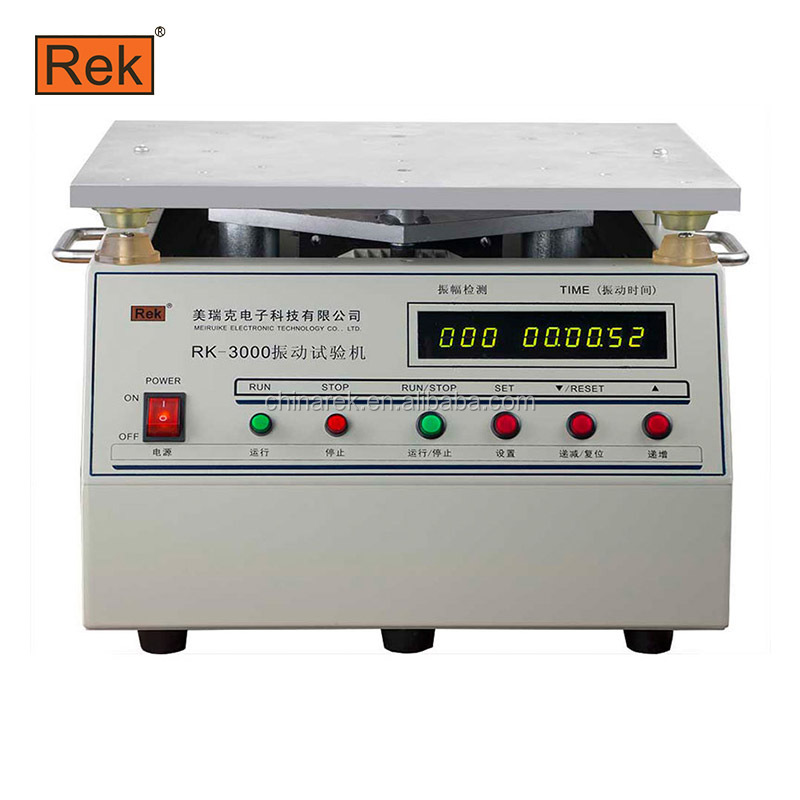REK Vertical vibration <strong>tester</strong> RK3000 Shaking Table
