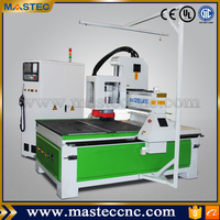 China Multipurpose Combine Linear ATC CNC Woodworking Machine
