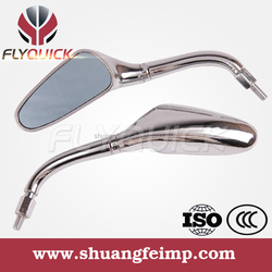 SF-031 Decoration Mirror with 5pcs screw fit all motorcycle,glass for rear view mirror,glass for rear view mirror.