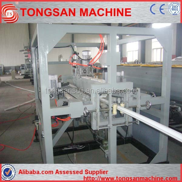 polyethylene pipe machine/ polyethylene pipe machinery/ testing machine for pe pipe