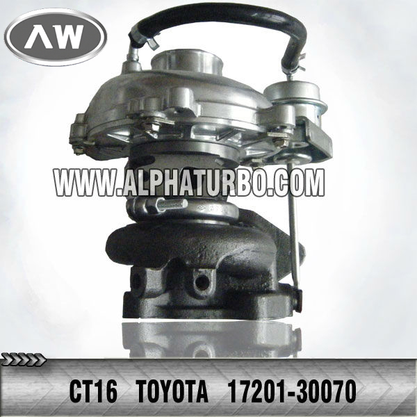 CT16 17201-30070 turbocharger 2KD engine for TOYOTA