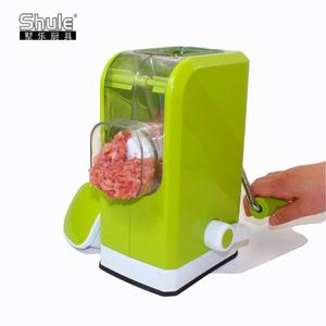 Shule manual meat grinder hot sale in amazon