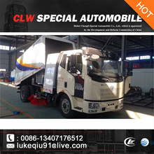 hot selling new brand cheap road cleaning vehicle for sales