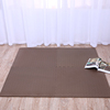 China supplier eco friendly soft floor interlinking corrugated exercise floor mat