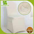waterproof spandex chair cover for party and wedding