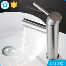 Factory high quality nickel brushed 3 way stainless steel water purifier faucet