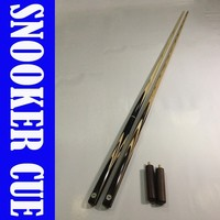Ebony snooker cue, rosewood snooker cue, exotic timbers billiard cue