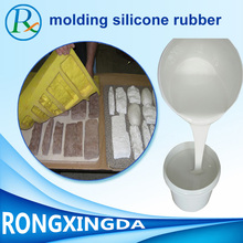 High tear strength rtv silicone rubber for mold making