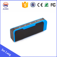 Portable Touch Bluetooth Speaker 4000mAh Power Bank FM Radio SD Card Port