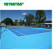 multi functional basketball court flooring cost / SPU sport surface System