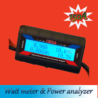 New arrival upgrade 150A digital volt ampere energy watt meter with best factory price