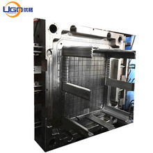 custom plastic injection mold for plastic box and crate in Taizhou