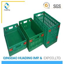 Plastic Produce Storage Cases Crates For Sale
