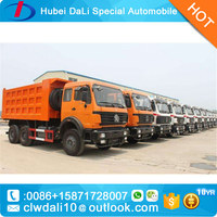 Dump Truck Price With Heavy Duty