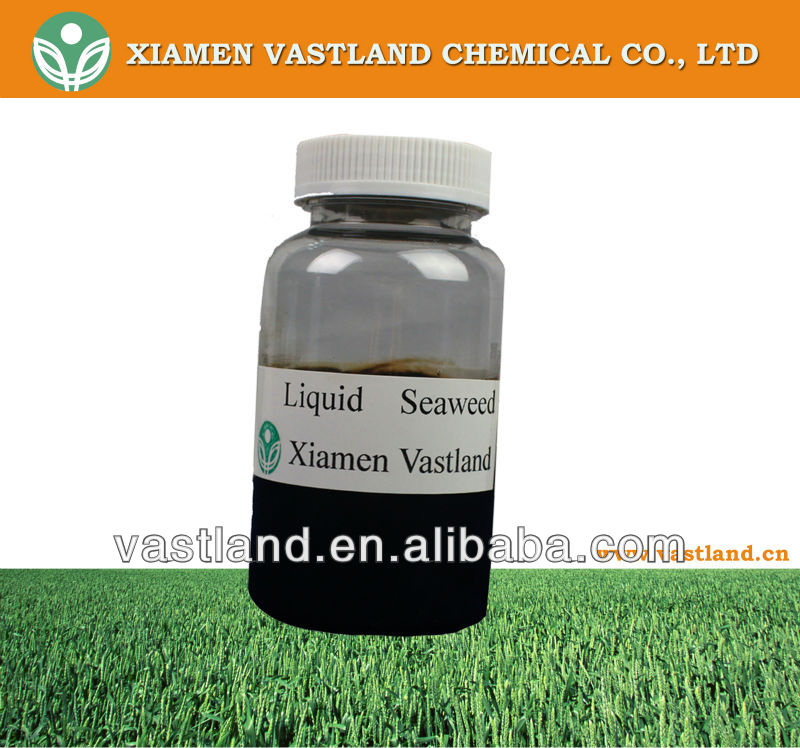 High quality liquid foliar fertilizer/liquid Seaweed AA