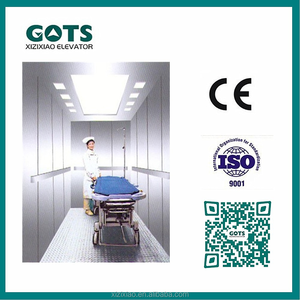 Hospital lift sickbed lift with CE certification