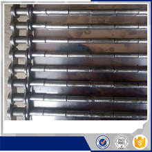 Flexible stainless steel weave wire mesh conveyor belt