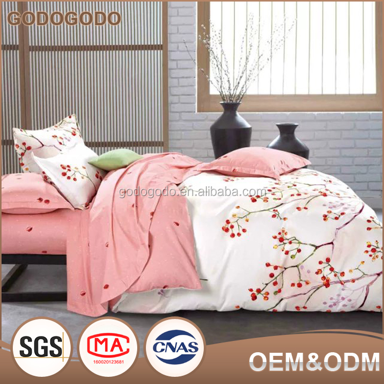 Custom Korean Style Luxury Extra Wide Queen Size Wedding Comforter Sets 100% Cotton Home Sense Bedding