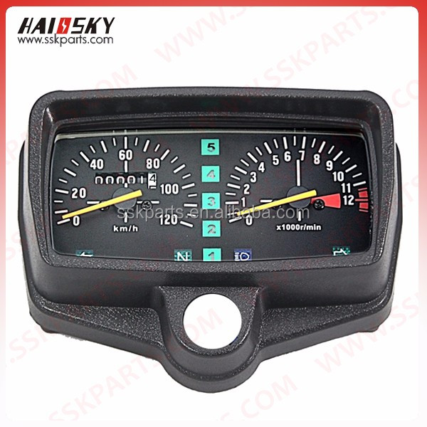 HAISSKY motorcycle parts Speedometer
